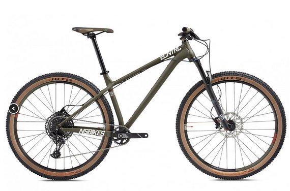 """NS Bikes ECCENTRIC Lite 1 - 29"""" Mountainbike - 2020 - camo"""