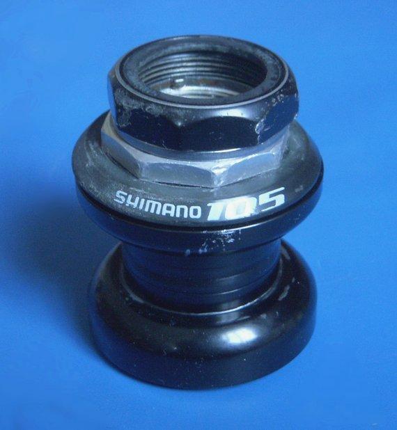 """Shimano 1"""" Gewinde-Steuersatz 105 HP-5501 Cartridge BC1 (Englisch)"""