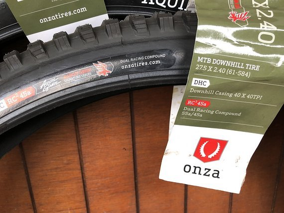 Onza Aquila 27,5x2,40 DHC Aaron Gwin Signaturen Series