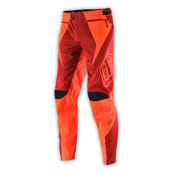 Troy Lee Designs SPRINT PANT REFLEX ROCKET RED 2016