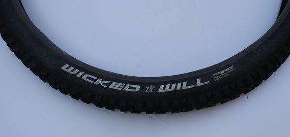 "Schwalbe Wicked Will | Trail Star | 26x2.35 | Faltreifen | 26"""
