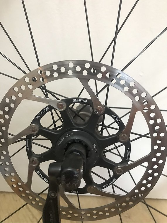 Shimano MT-65 Laufradsatz tubeless