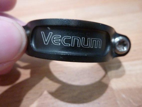 Vecnum TooLOC Sattelklemme 38mm