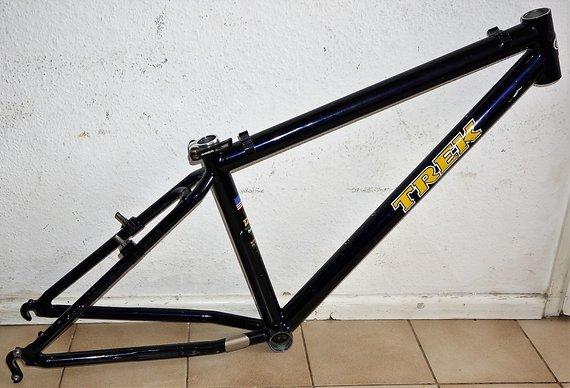Trek ZX 8000 AL Easton Mtb-Rahmen