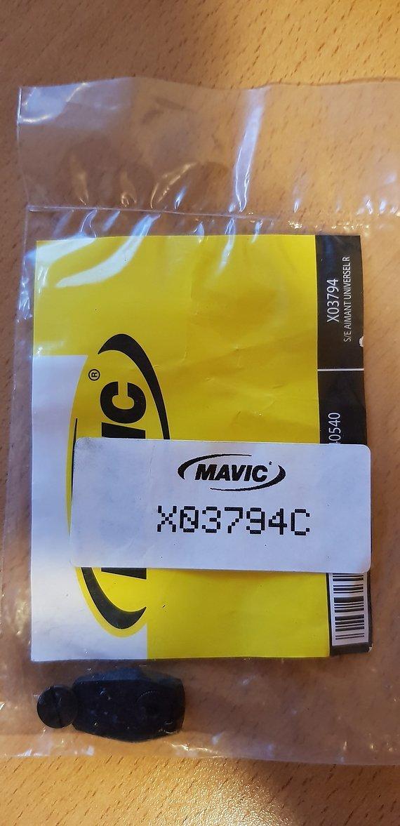 Mavic Speichenmagnet, auch für Zircal-Messerspeichen - neu