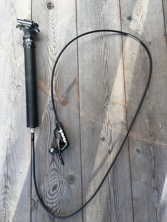 RockShox Reverb Stealth 125mm (30,9 / 420mm)
