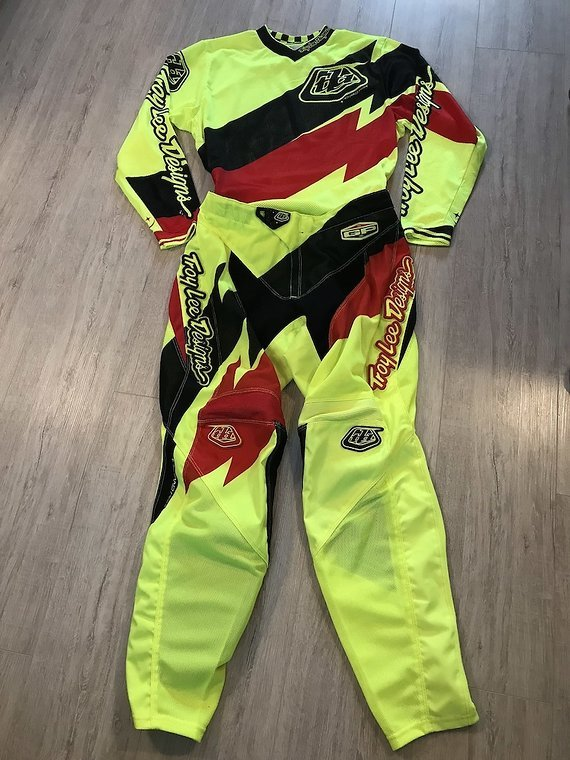 Troy Lee Designs GP Air pants and shirt