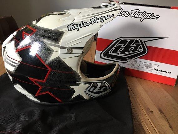 Troy Lee Designs TLD D2 Helm Superstar XL/XXL