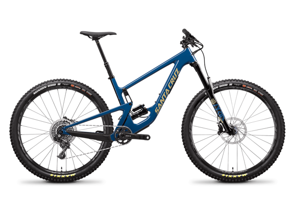 Santa Cruz Hightower 2 Carbon CC X01 - Größe M/L/XL ab Lager