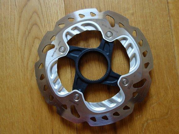 Shimano SM-RT 99 140mm Centerlock Bremsscheibe