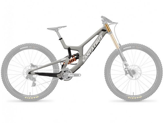 "Santa Cruz V10 2020 29"" CC Carbon Downhill Frameset Gr. L"