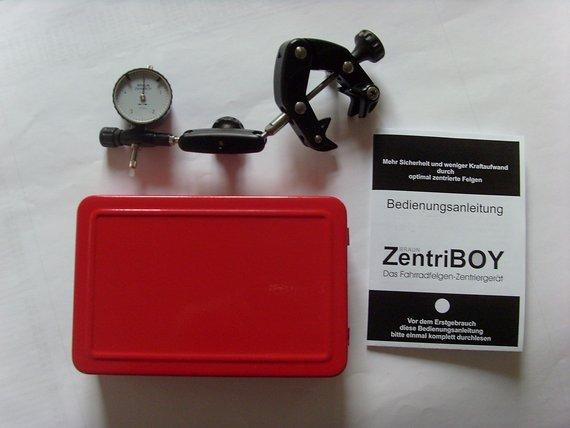 Braun Zentriboy ZentriBoy