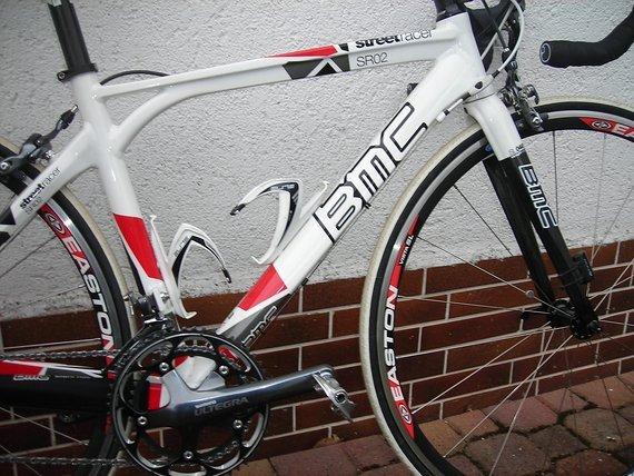 BMC Streetracer SR02 Rennrad