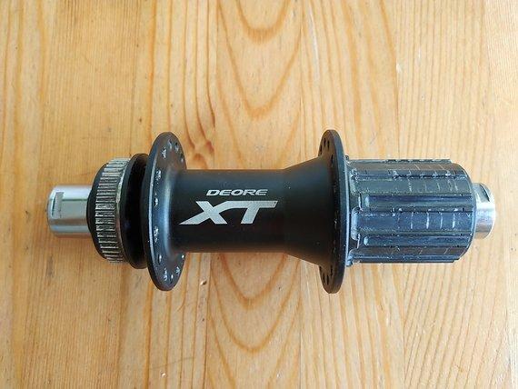 Shimano XT Nabe FH-M788 Centerlock 32-Loch Hinterradnabe