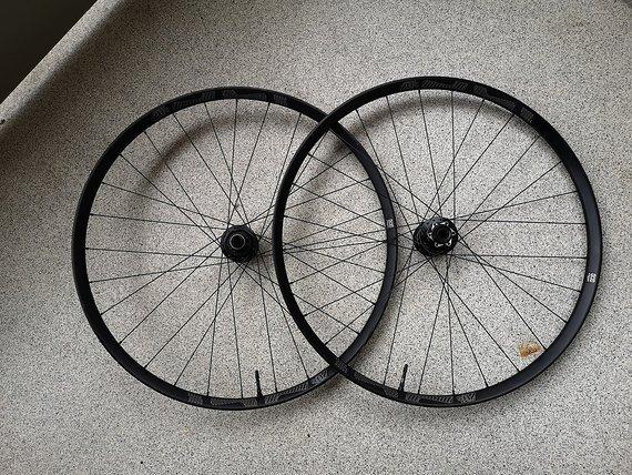 """E*thirteen trs 29"""" Boost 15x110 12x148 6-Loch xD tubeless LRS // wheel set Laufradsatz ethirteen e13"""