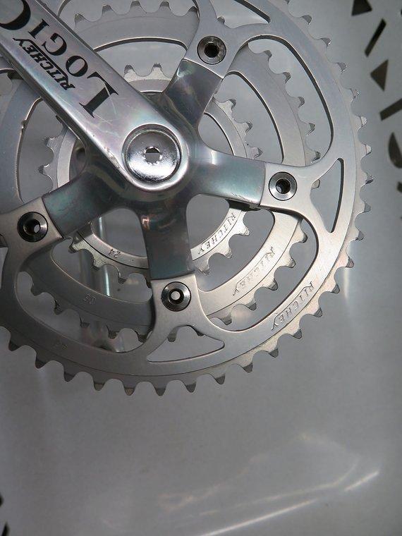 Ritchey Kultteile für P21-P23 Rahmen