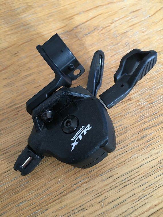 Shimano XTR Trigger Schalthebel SL-M9000 neu I-Spec 2 links 2/3 fach tune it