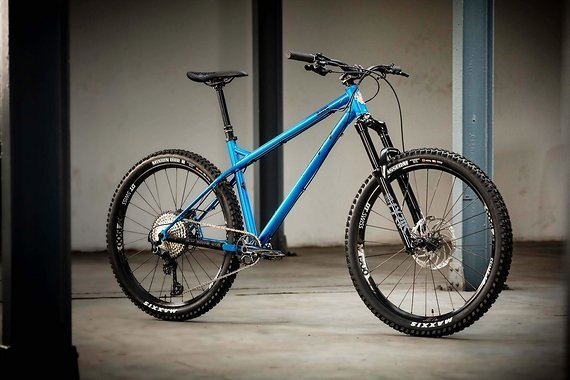 "Ragley Blue Pig Bluepig Race 2020 Komplettbike 27,5"" 650B"