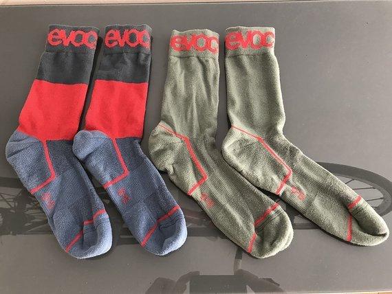 Evoc Medium MTB-Socken