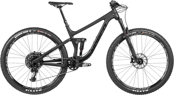 "Norco 2018 Sight Carbon C 7.2 Komplettbike - NEU! 27,5"" - Größe S"