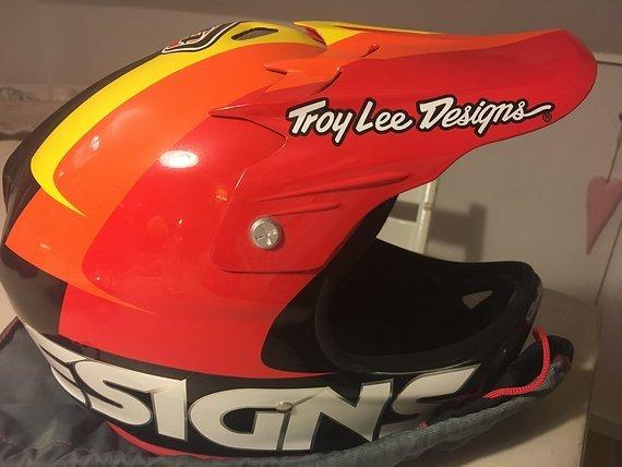 Troy Lee Designs Fullface