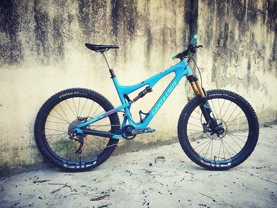 Santa Cruz 5010 Carbon CC