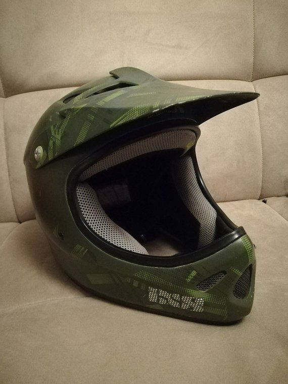 IXS Vector I Full Face Helm