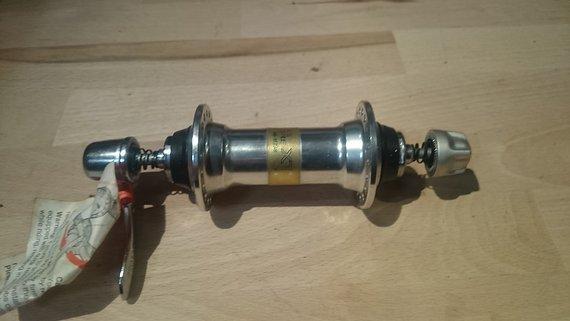 Shimano Deore XT VR-Nabe HB-M738 Parallax Neu!