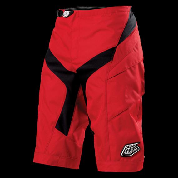 Troy Lee Designs Moto Short Red Gr. 32 NEU