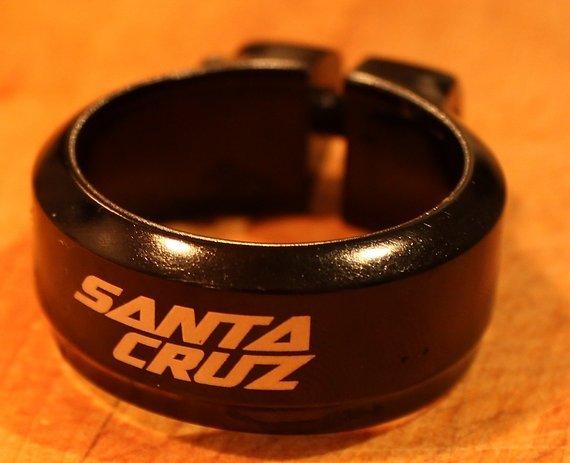 Santa Cruz Sattelklemme für 31,6mm