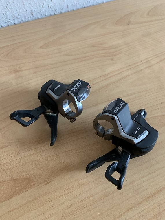 Shimano SLX 2/3x11f. SL-M7000 Schalthebel