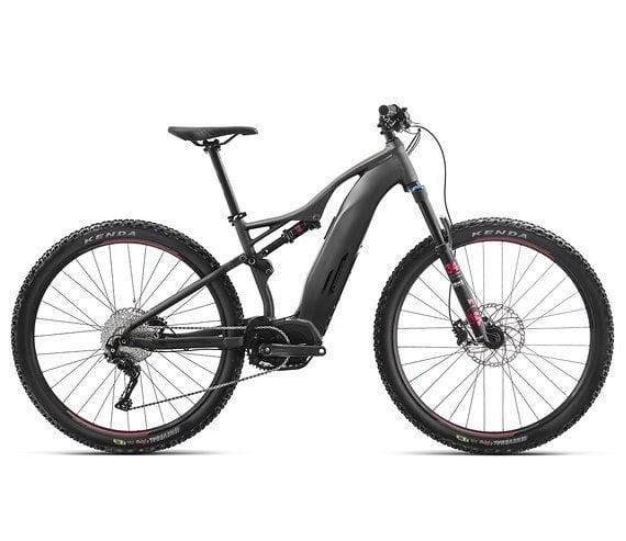 Orbea Wild FS 30 E-Bike Trail Fully 140mm Shimano 27,5+ Zoll Gr. S