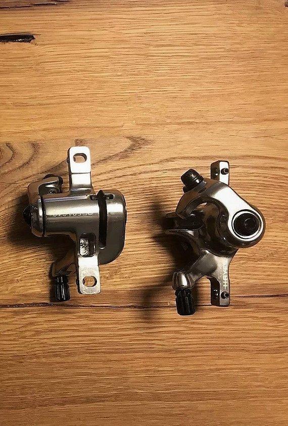 Hayes CX Pro mechanische Bremssättel