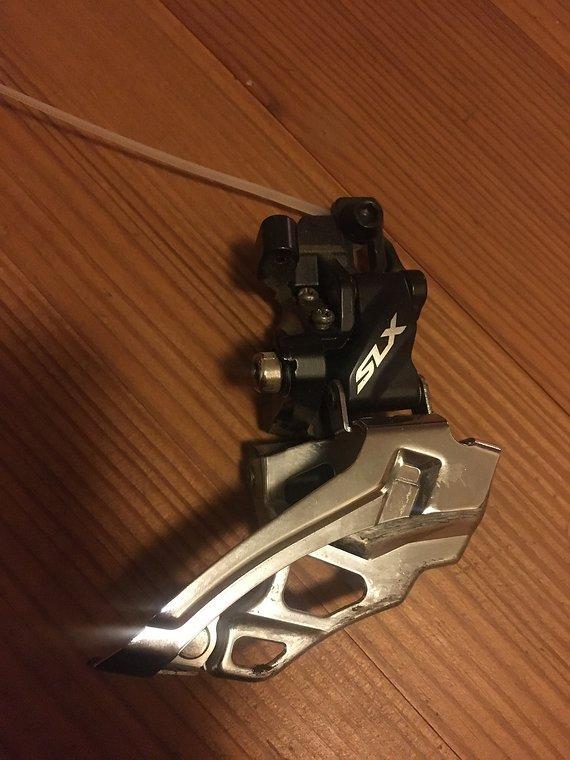 Shimano SLX Umwerfer Direct Mount FD-M676
