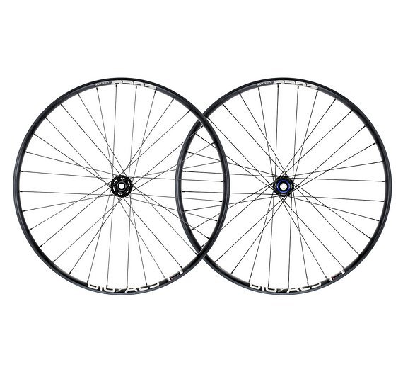Bigals Wheelset ZELO LIGHTWIDE 25MM/28MM - AB 1460 GRS