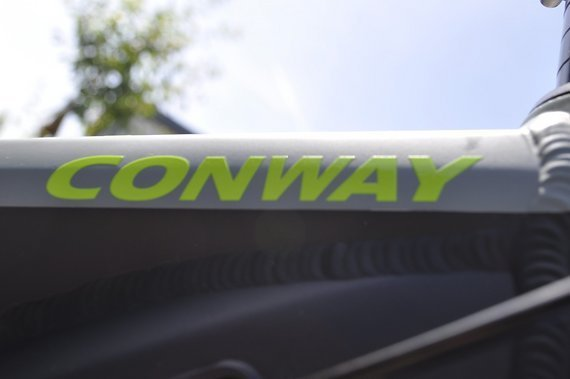 "Conway eWME 327 mit 27,5"" / Shimano E8000 SOMMER%"
