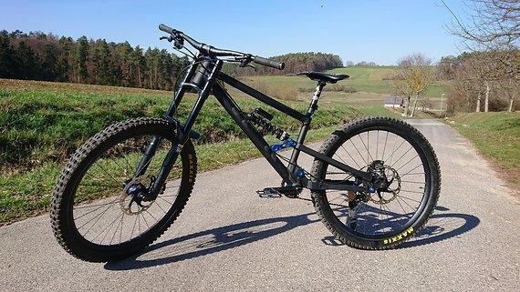 Nicolai ION 20 Downhill Bike
