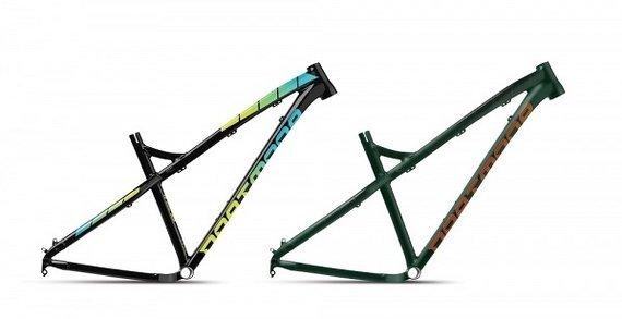 """Dartmoor Primal 29"""" Rahmen, 148x12mm, Farbe schwarz/ gelb oder Grün"""