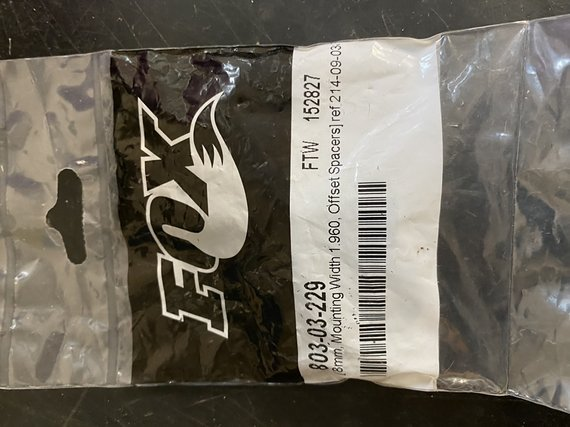 Fox  Racing Shox 803-03-229 Mounting Hardware