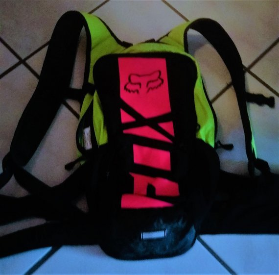 Fox Camber Race Backpack 10l