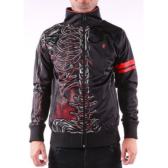 Iron Fist Wishbone 3 Track Jacket Gr. M Jacke *NEU*