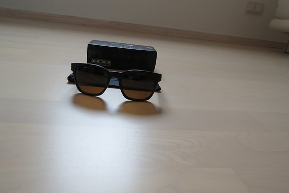 Oakley Garage Rock Matte Black/Dark Bronze