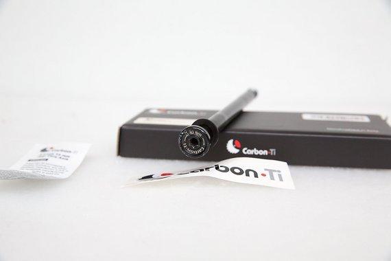 Carbon Ti X-Lock X-Maxle ABP 12*142 Black