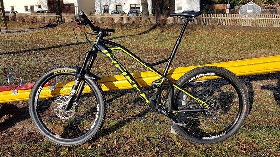 ⚠️ Mondraker Foxy Trailbike mit GX Eagle, MT7 und Pike, ... in Top Zustand⚠️