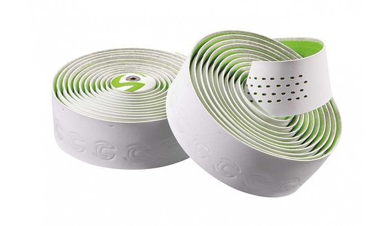 Cannondale Microfiber Plus Premium Handlebar Tape //NEU// Lenkerband Weiß Grün