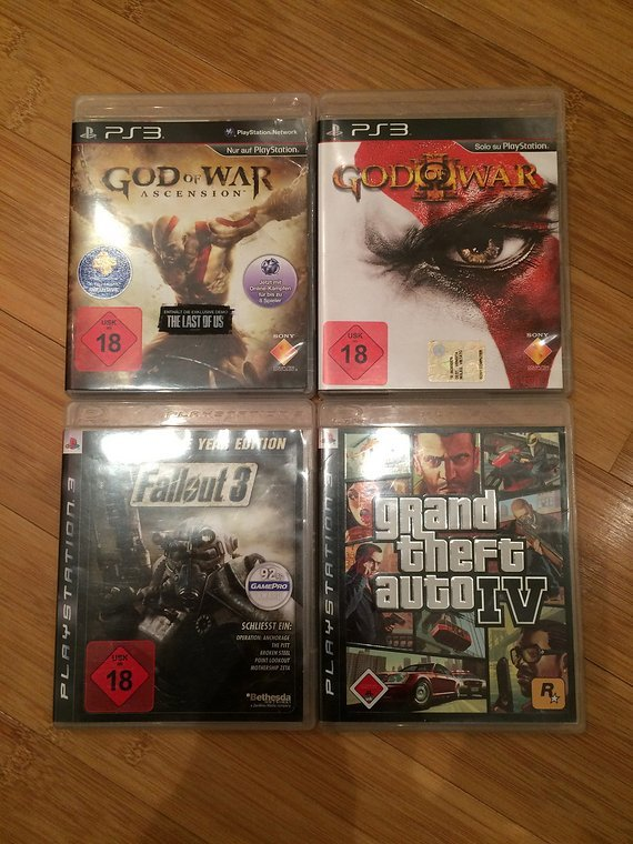 Sony Playstation 3 Games