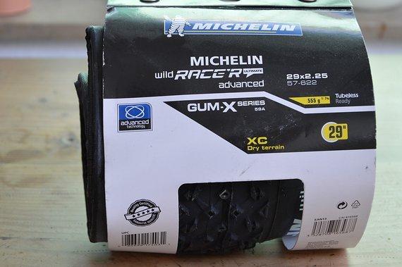 Michelin Wild Race'r Ultimate Advanced