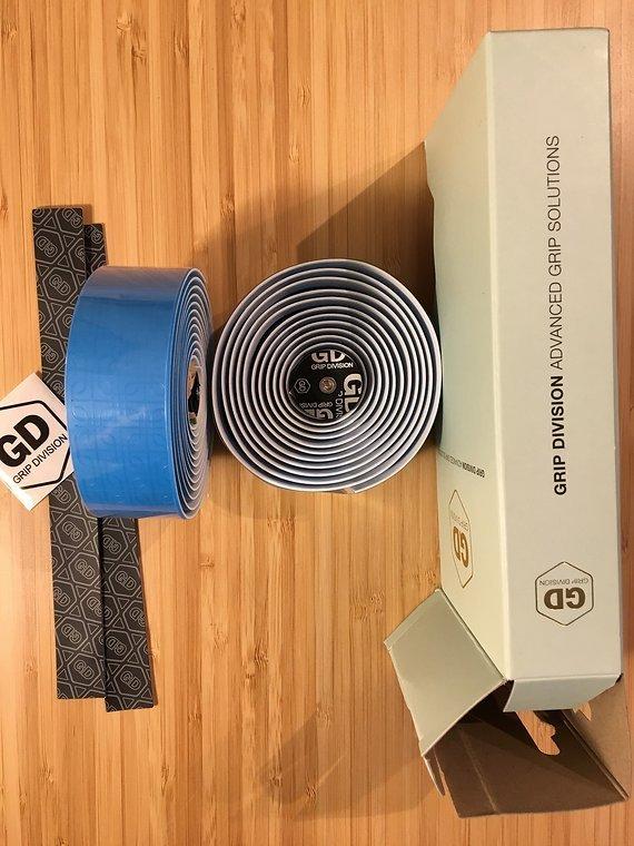 Gd Grip Division Lenkerband blau *GD-Tape-Cham-Blu*
