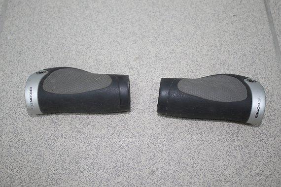 Ergon GP1 Griffe für Drehgriffschalter