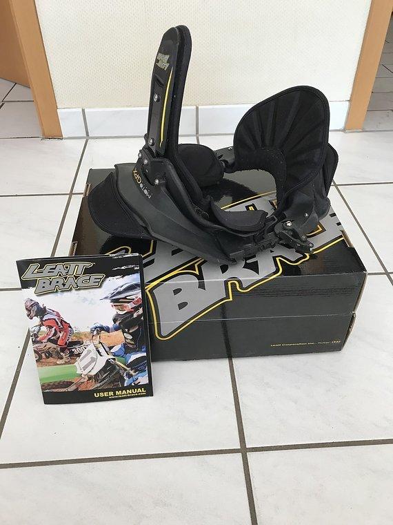 Leatt Neck-Brace System Moto GPX Club S